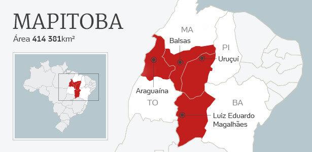 mapitoba mapa