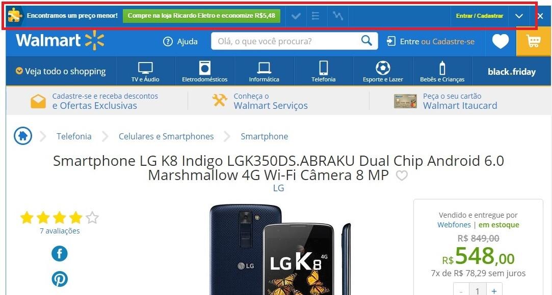 monitoramento de precos na internet celular