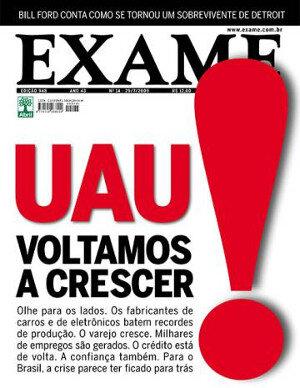 revista exame 2009-07