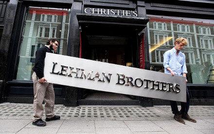 crise lehman brothers