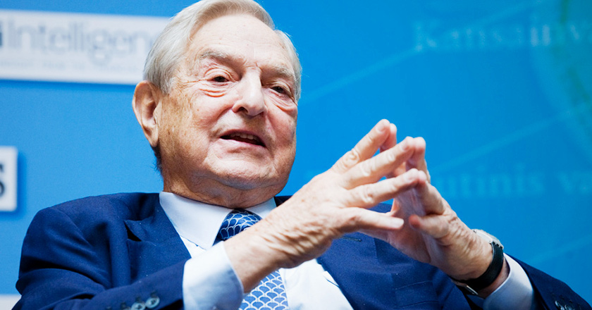 o hedge de george soros